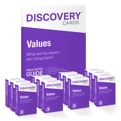 Values Group Kit  — 12 decks