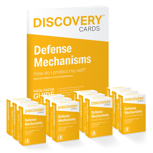 Defense Mechanisms Group Kit — 12 decks