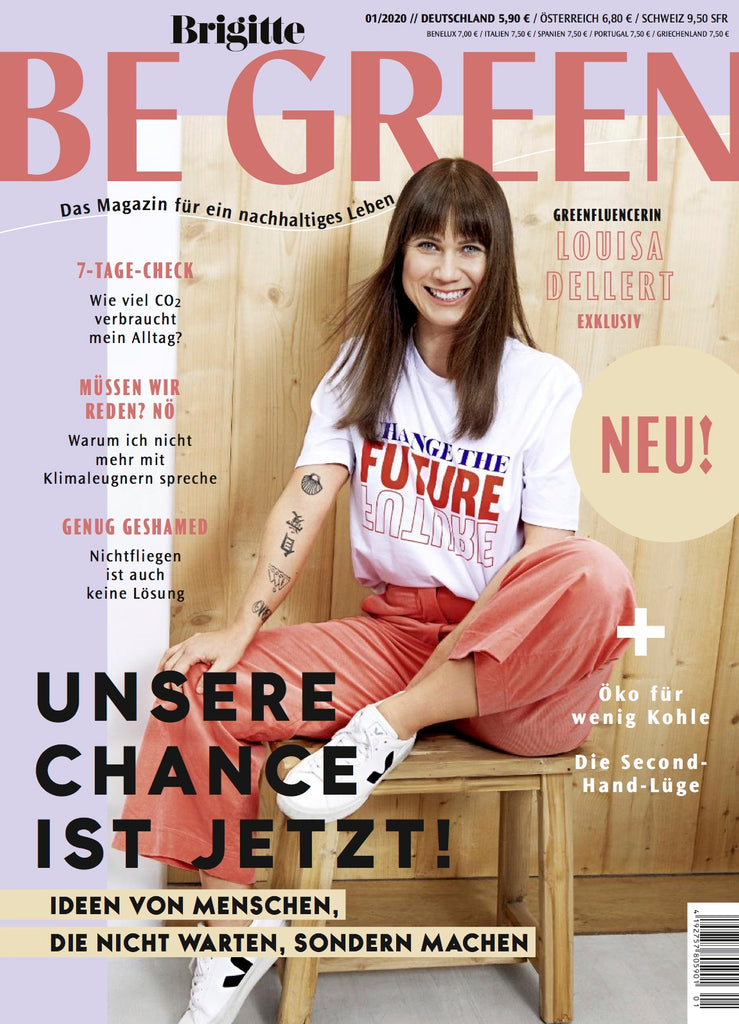 Brigitte Magazine (Germany) CLED