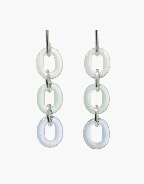 ITL Trio Earrings | Sky