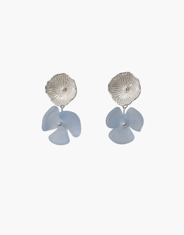 Periwinkle Single Earrings