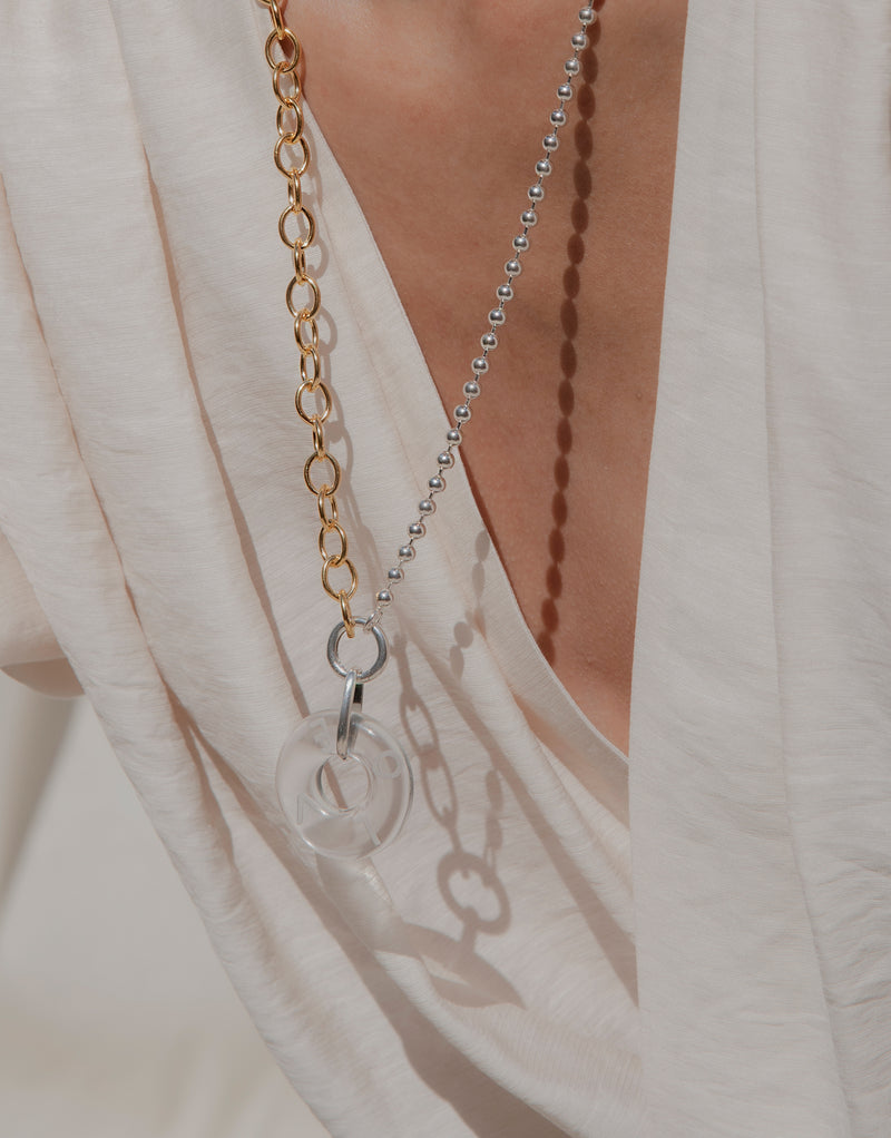 Versatile Torus Necklace