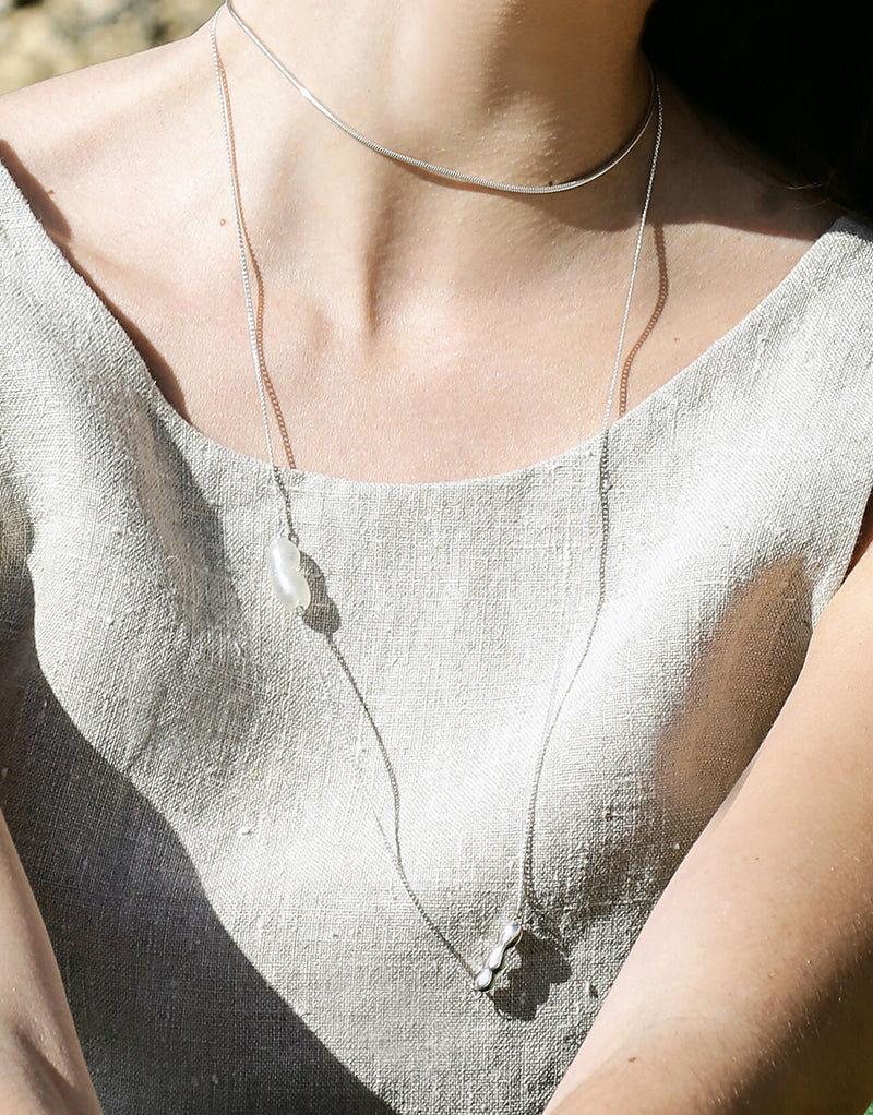 Shoreline Long Necklace
