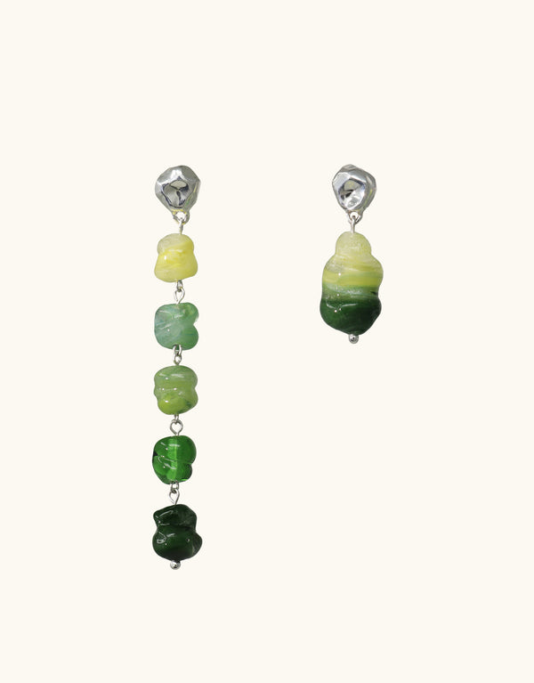 Shades of Nature | Forest Earrings