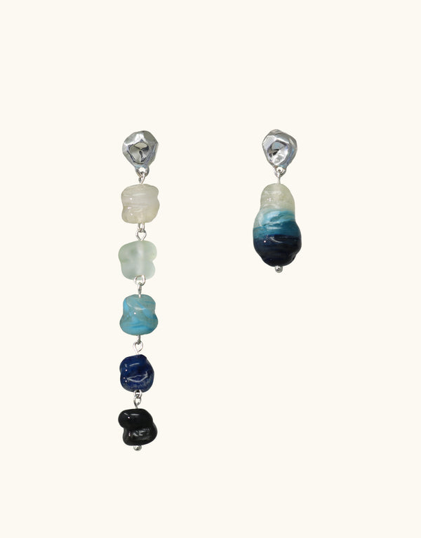 Shades of Nature | Waterfall Earrings