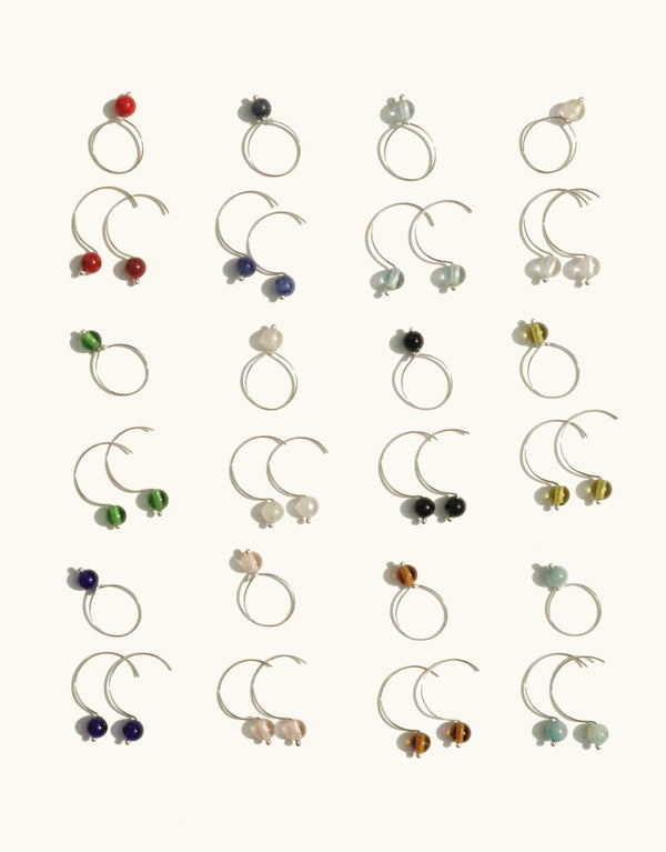 Birth Colors | Earrings