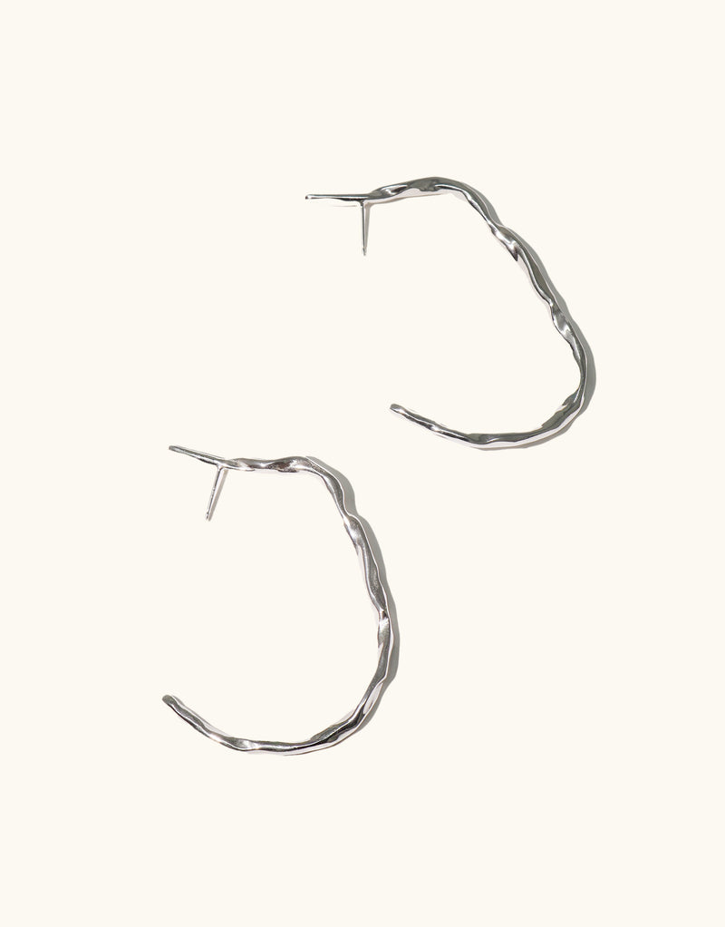 Vale Hoop Earrings