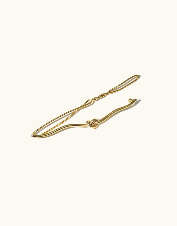 Single Rope Hair Barrette