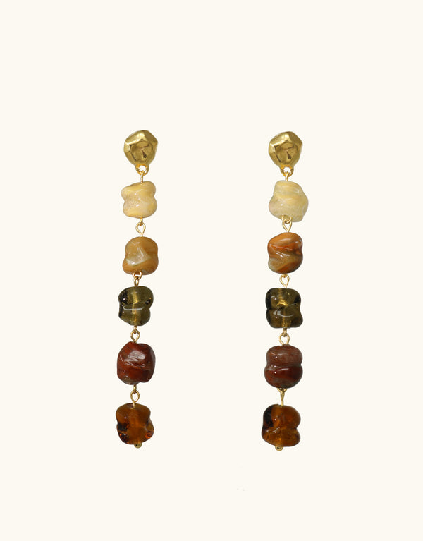 Shades of Nature | Sandstone Earrings