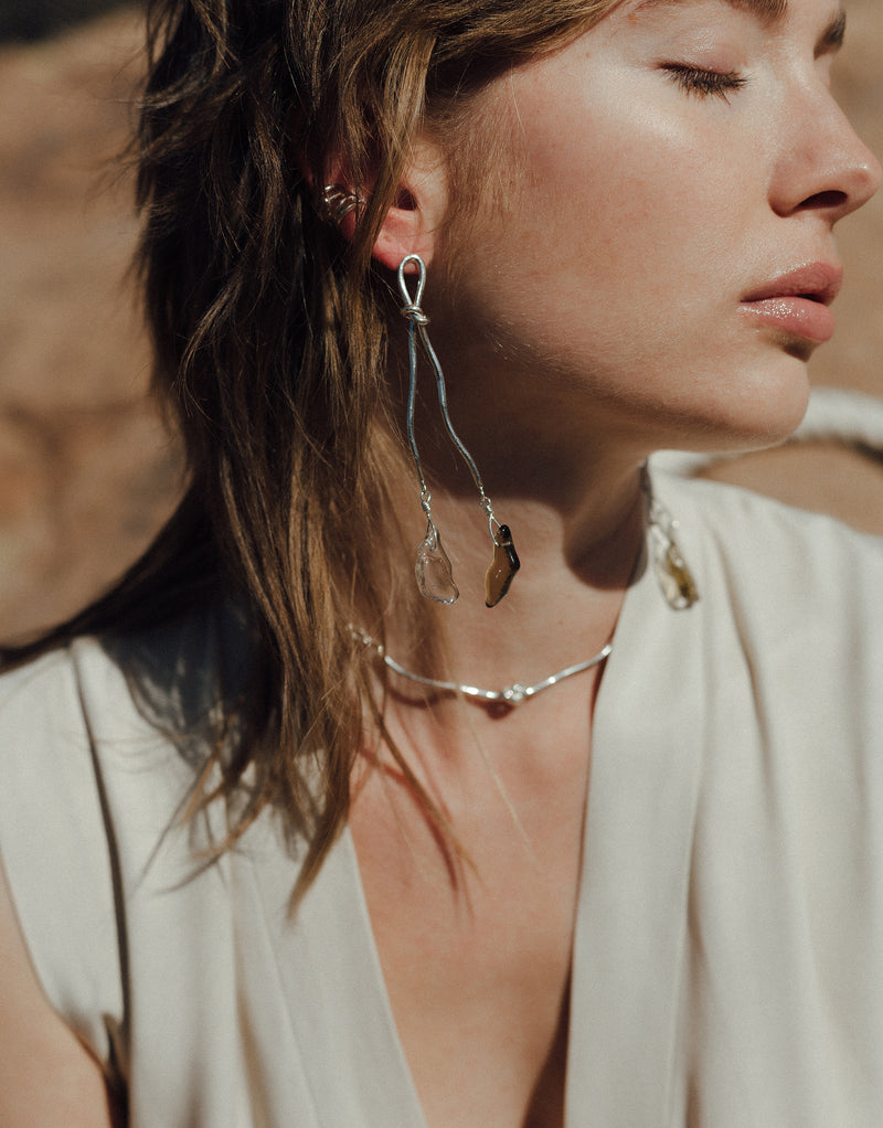 Rope Ear Cuff | Single