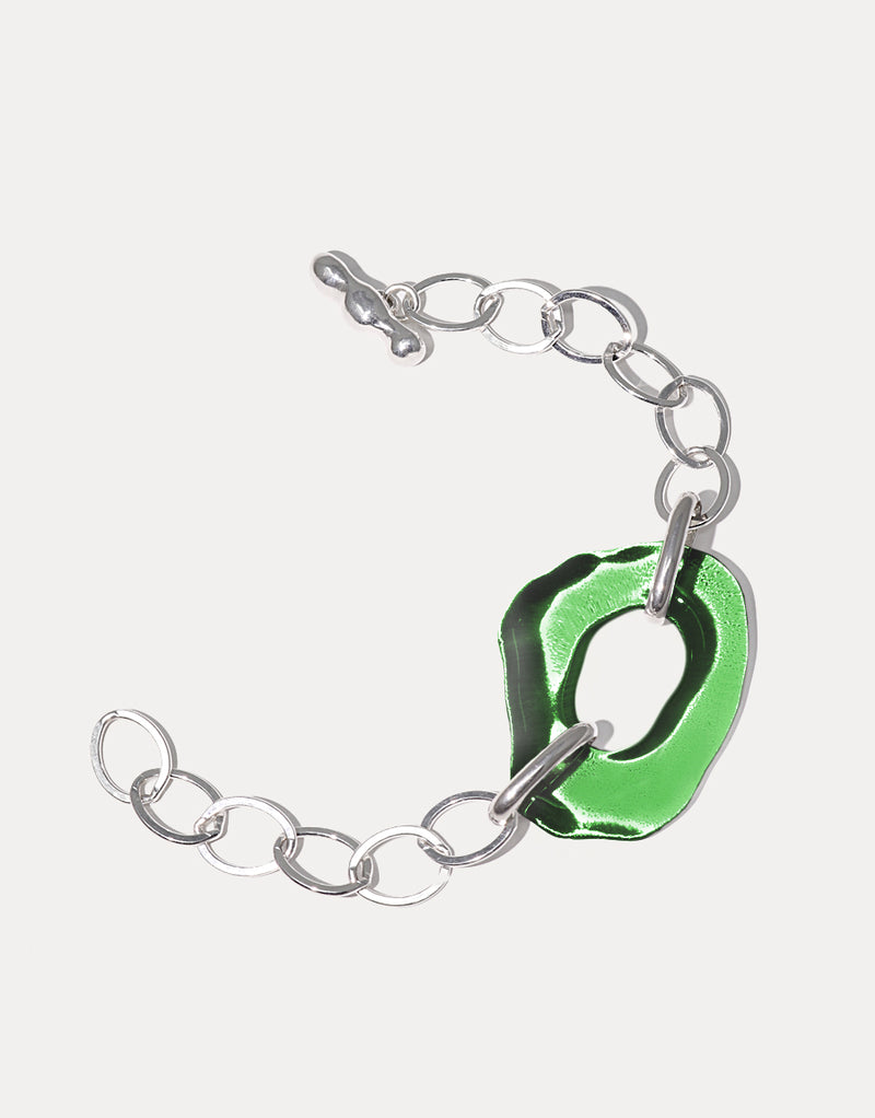 High Tide Oval Chain Bracelet