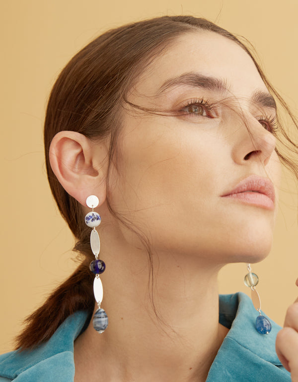 Blu Earrings