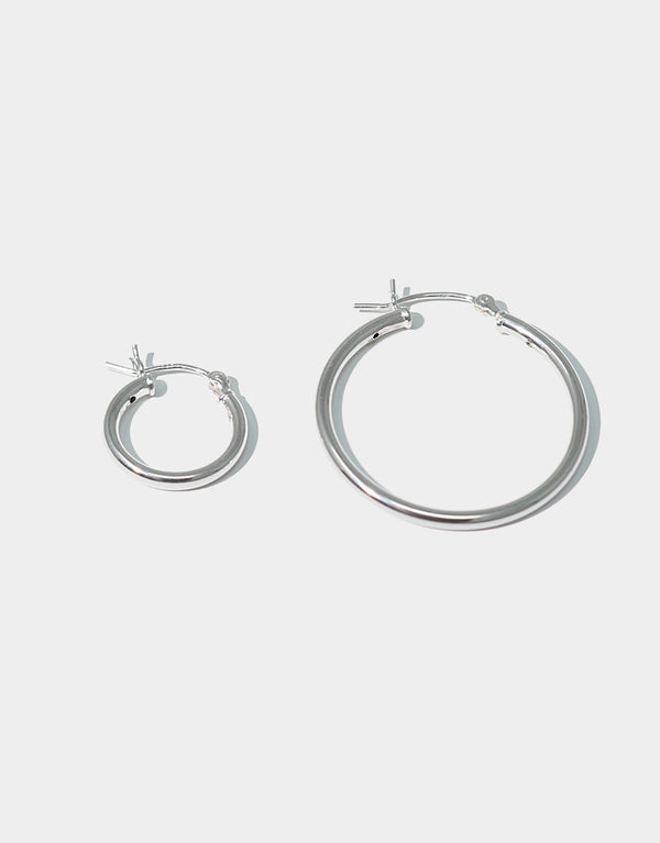 Mix Match Earring | Hoop