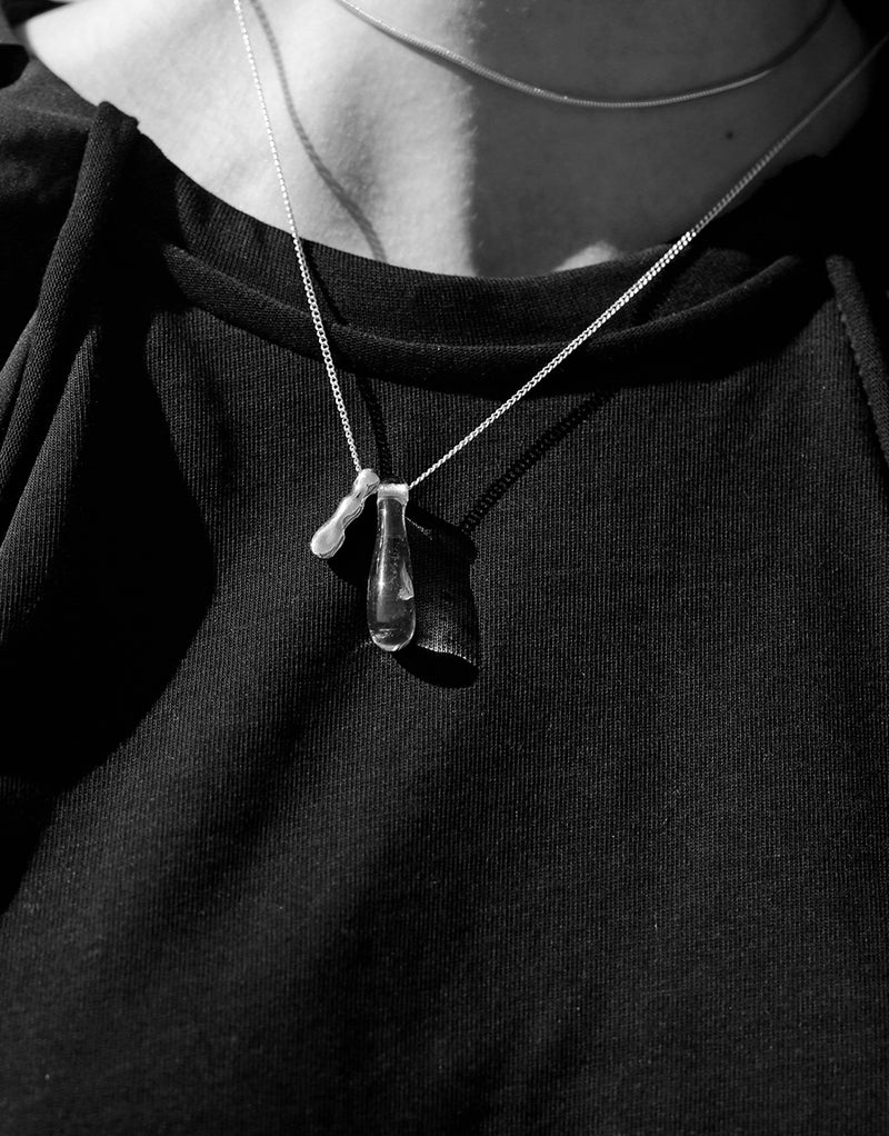 Drop Counts Necklace