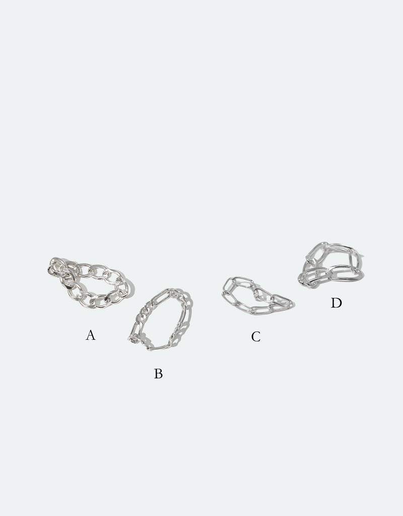 Collapsible Chain Ring | A
