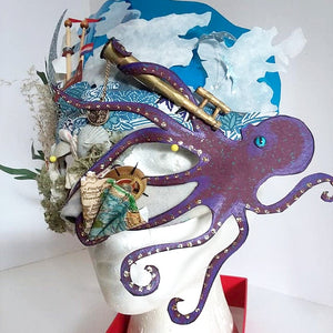 Octopus Mask for Masquerade