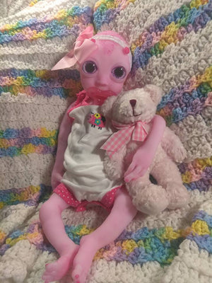 Meet Zosha - A Clay Baby by B.M. Walker
