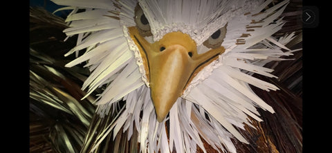 eagle-sculpture-with-glass-eyes