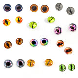 8mm Fantasy Glass Eyes