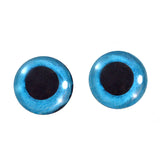 16mm blue snow owl eyes