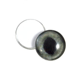 16mm dark gray cat eyes