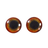 16mm red parrot eyes