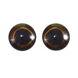 20mm dark glass fish eyes
