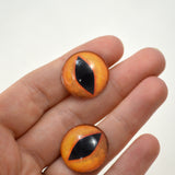 20mm devil glass eyes