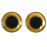 40mm glass owl eyes