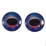 unicorn glass eyes galaxy