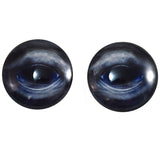 Blue Whale Glass Eyes