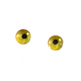6mm flamingo glass eyes