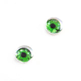 6mm Doll Glass Eyes with Whites