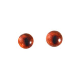6mm red fox eyes