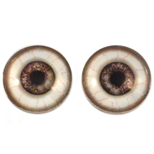 30mm Color Changing Doll Animated Glass Eyes