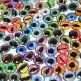 10mm glass eyes