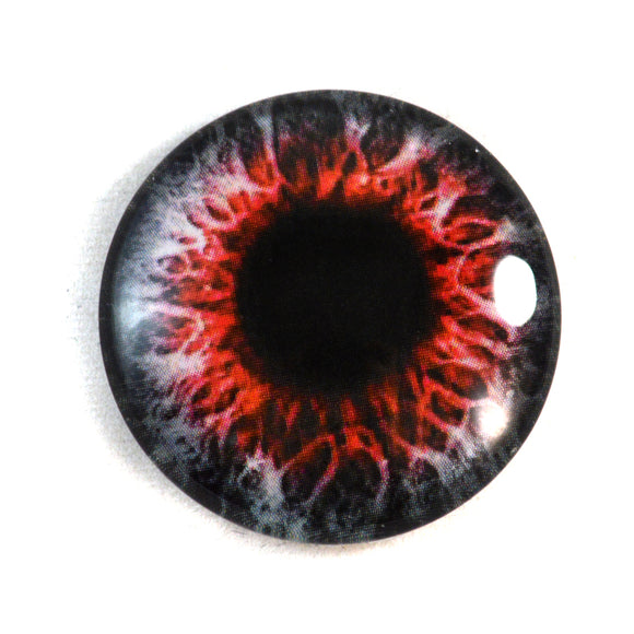 Red Demon Glass Eye
