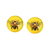 Honey Maker Bee Cabochons
