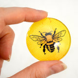 Honey Maker Bee Cabochon