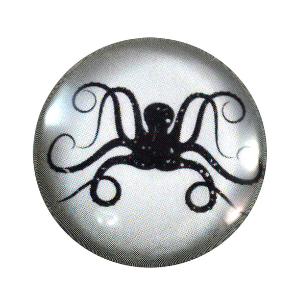 Octopus Glass Cabochon