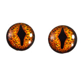 Legendary Smaug Dragon Glass Eyes