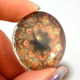 Stained Glass Kaleidoscope Animated Boho Glass Eyes