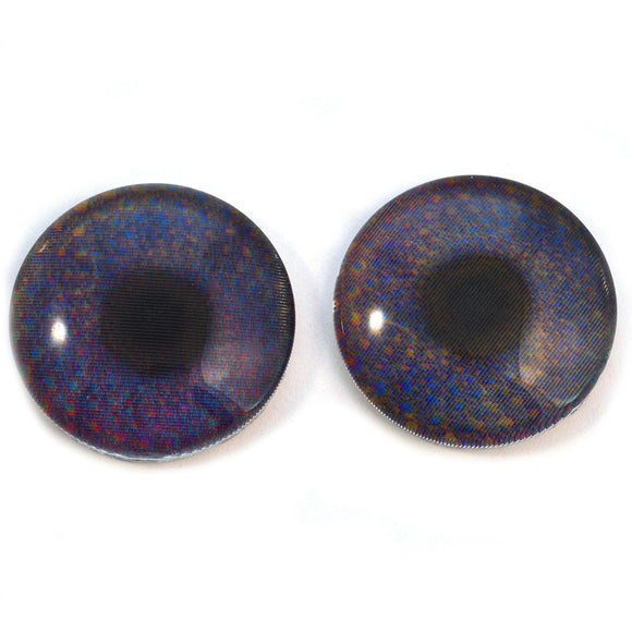 Wild Colors 30mm Animated Holographic Glass Eyes