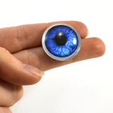 Blue Anime Glass Eye