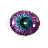 Moon Fantasy Glass Eye