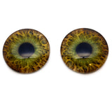 Hazel Human Glass Eyes for crafts