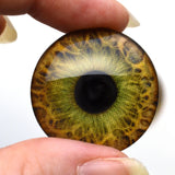 Hazel Human Glass Eye