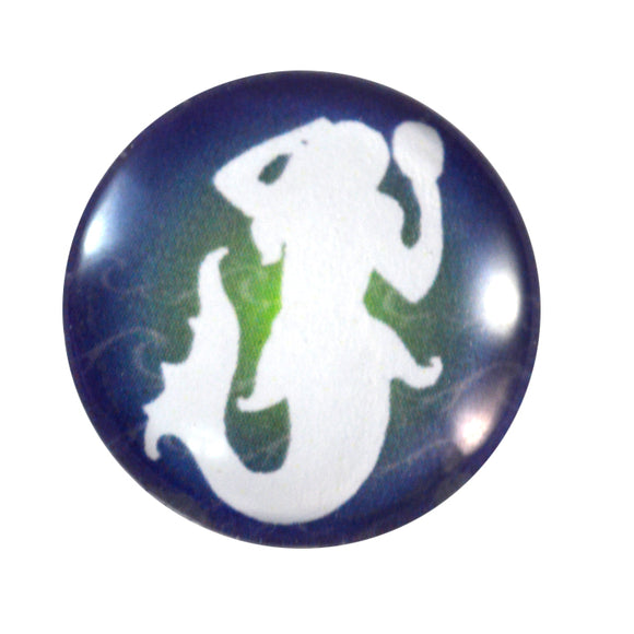 Mermaid Glass Cabochon