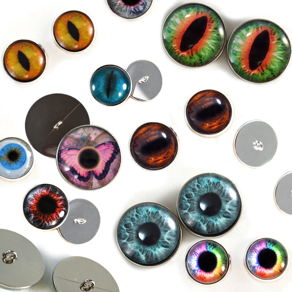 Sew On Wholesale Glass Eyes