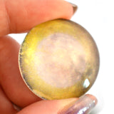 Sun Moon and Earth Animated Glass Cabochons